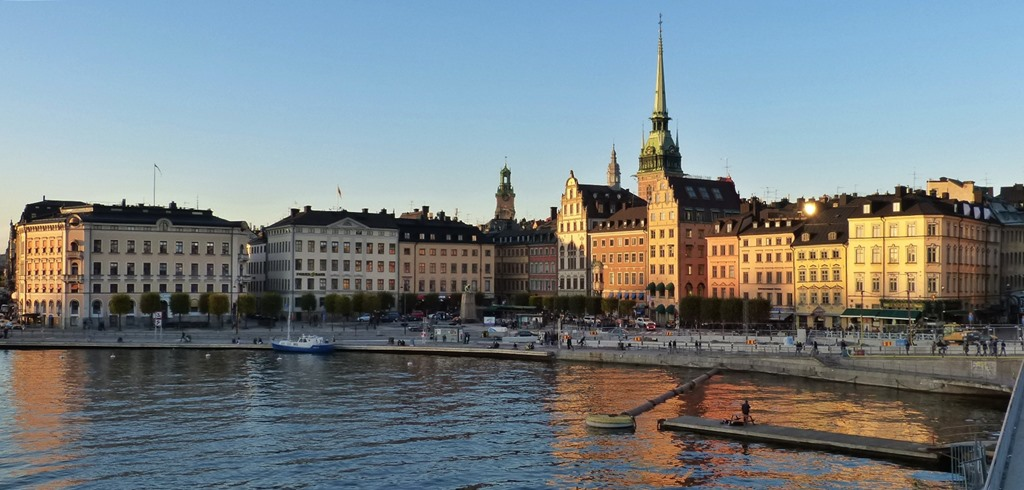moments of travel in stockholm