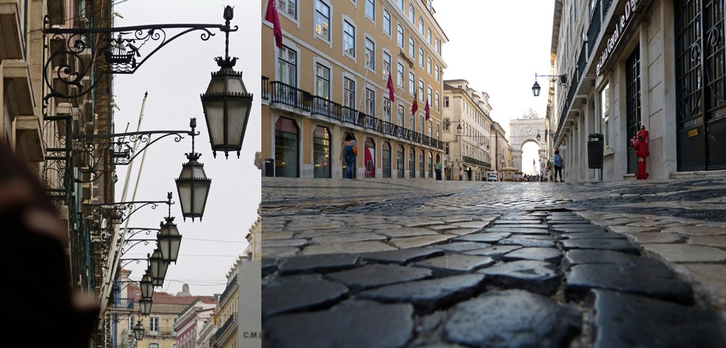 moments of travel in Lisbon, Portugal