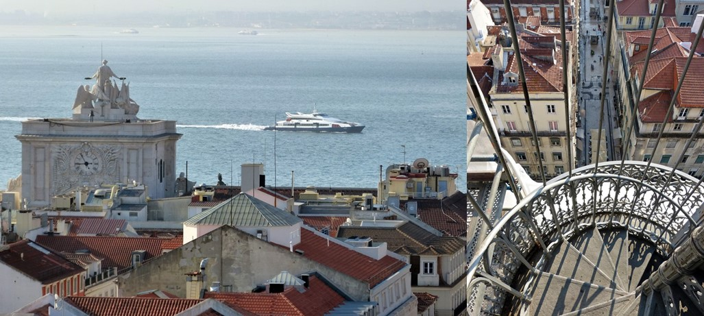 moments of travel morning walk in Lisbon, Portugal (3)