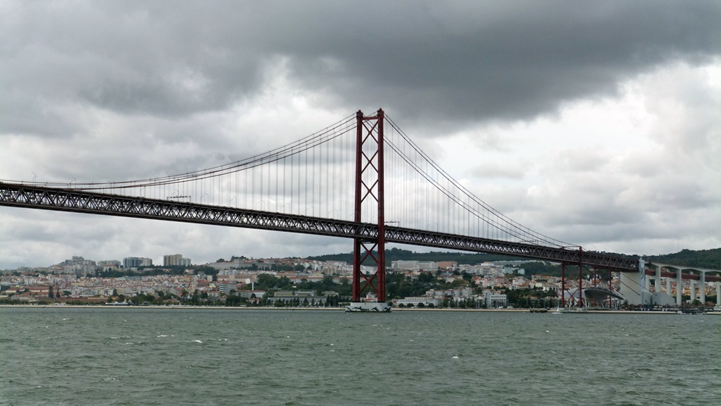 moments of travel on yellow boat trip in Lisbon, Portugal (32)