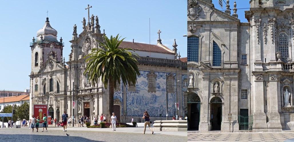 10 must dos in porto - Igreja do Carmo - momentsoftravel.com