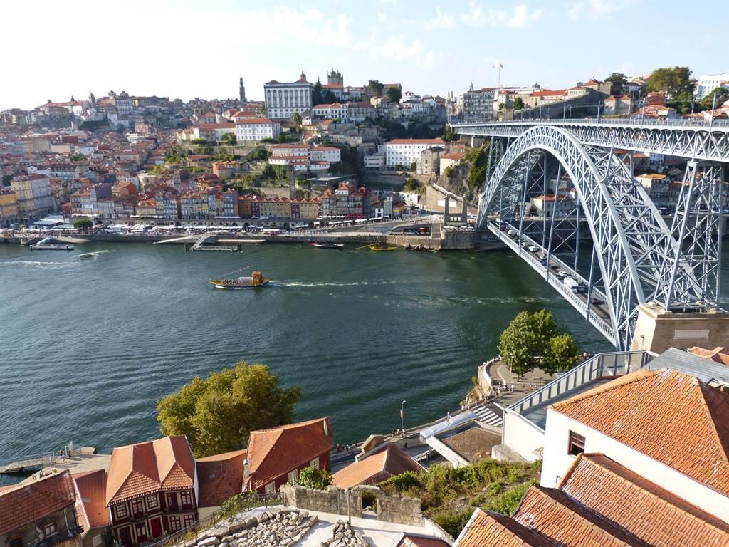 10 must dos in porto - Ponte Luís I - momentsoftravel.com