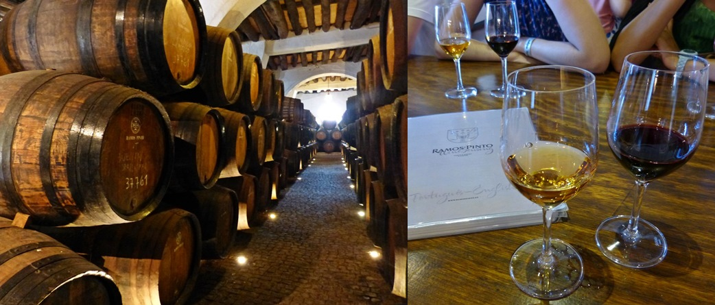 10 must dos in porto - portwine tour - momentsoftravel