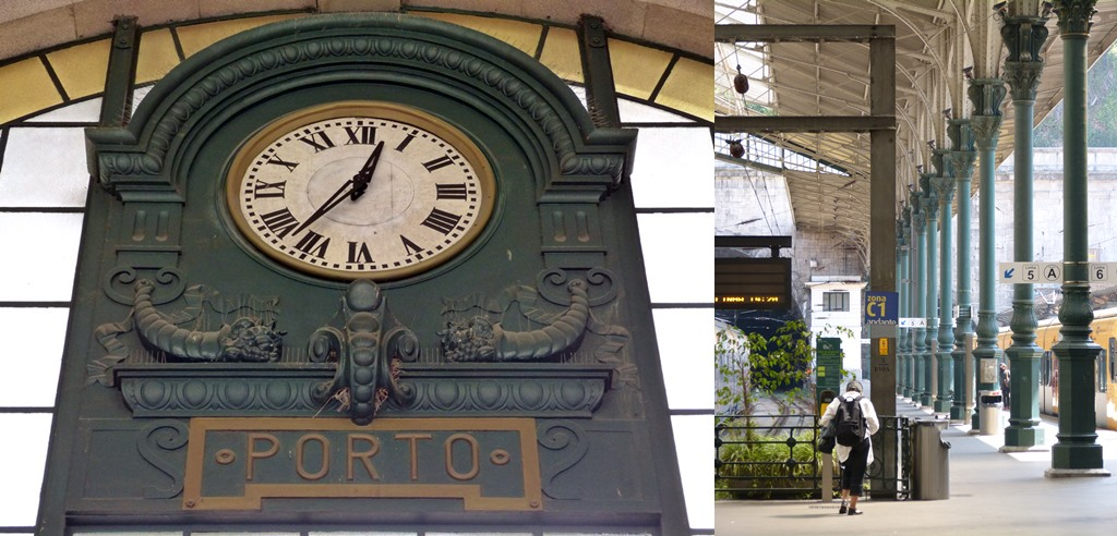 10 must dos in porto - sao bento railway station - momentsoftravel