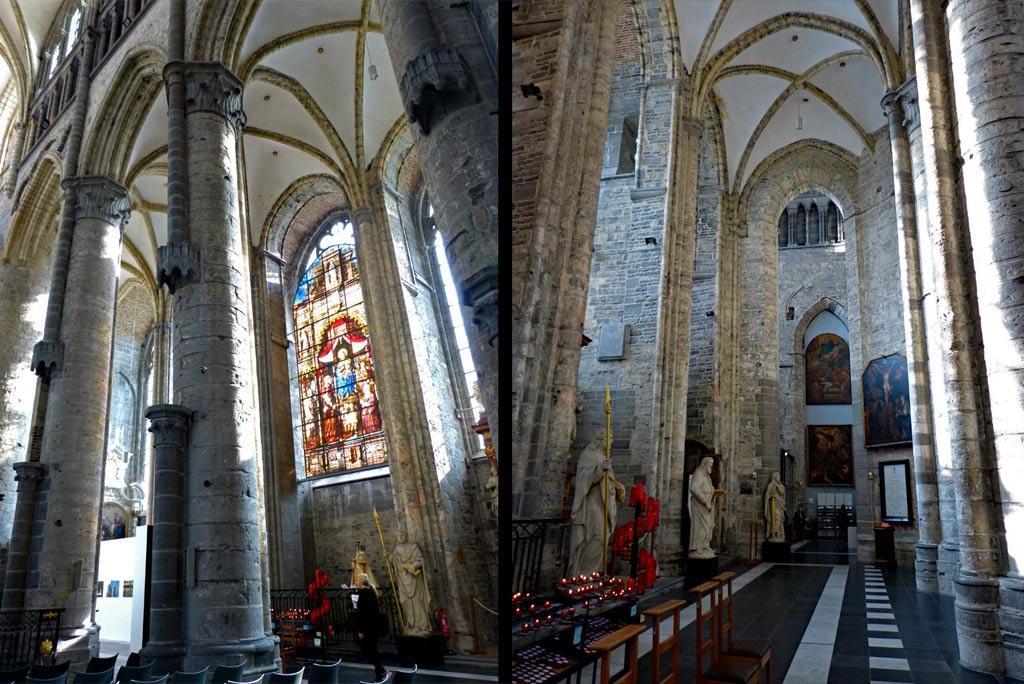 Kirche, Architektur, Gent, Gent Sehenswürdigkeiten, Moments of Travel