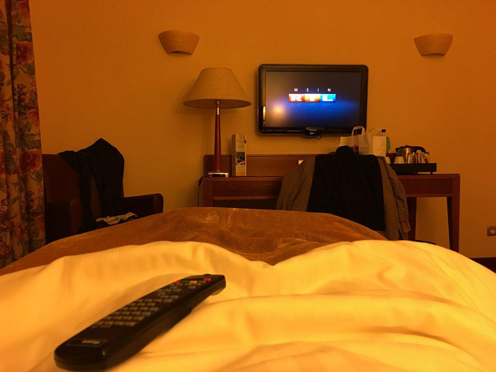 Hotelübernachtung nach Flugstreichung - Moments of Travel