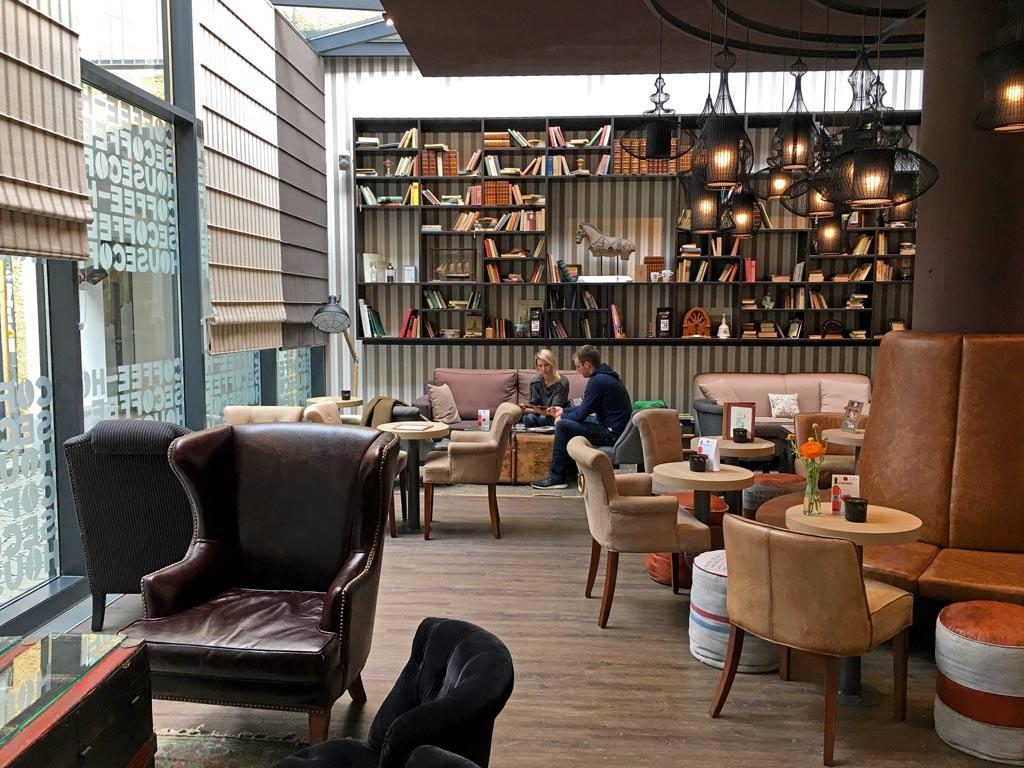 The Coffee House Salzburg Einrichtung
