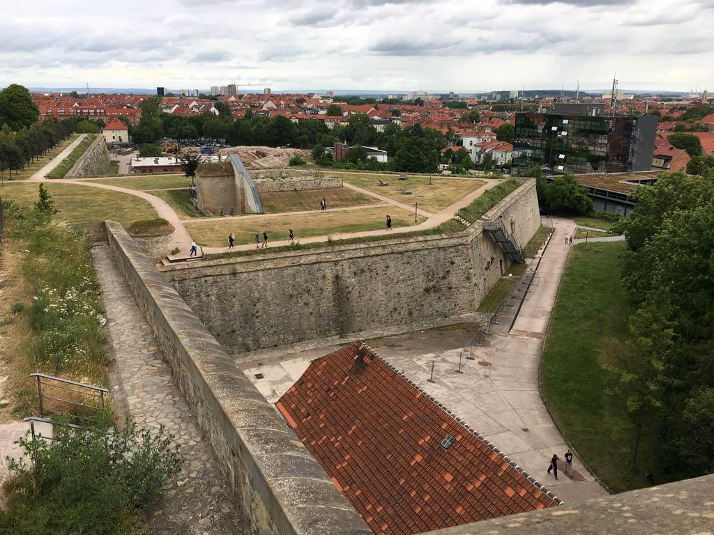Alte Festung Petersberg Erfurt