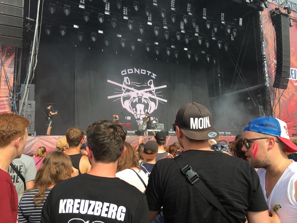 Moin Kreuzberg Konzert
