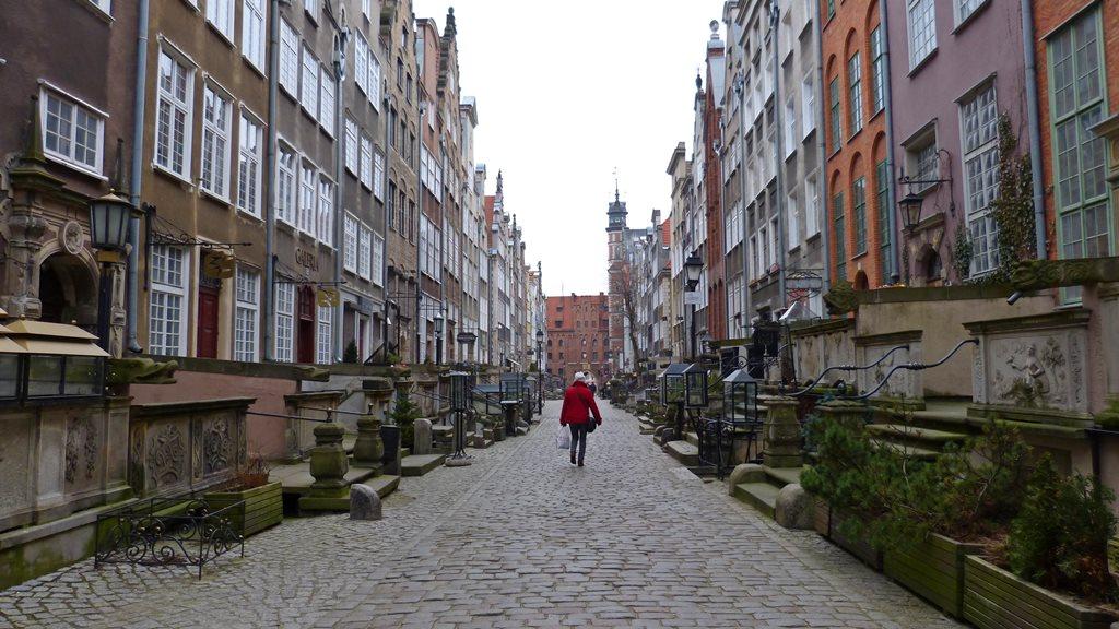 Danzig Altstadt