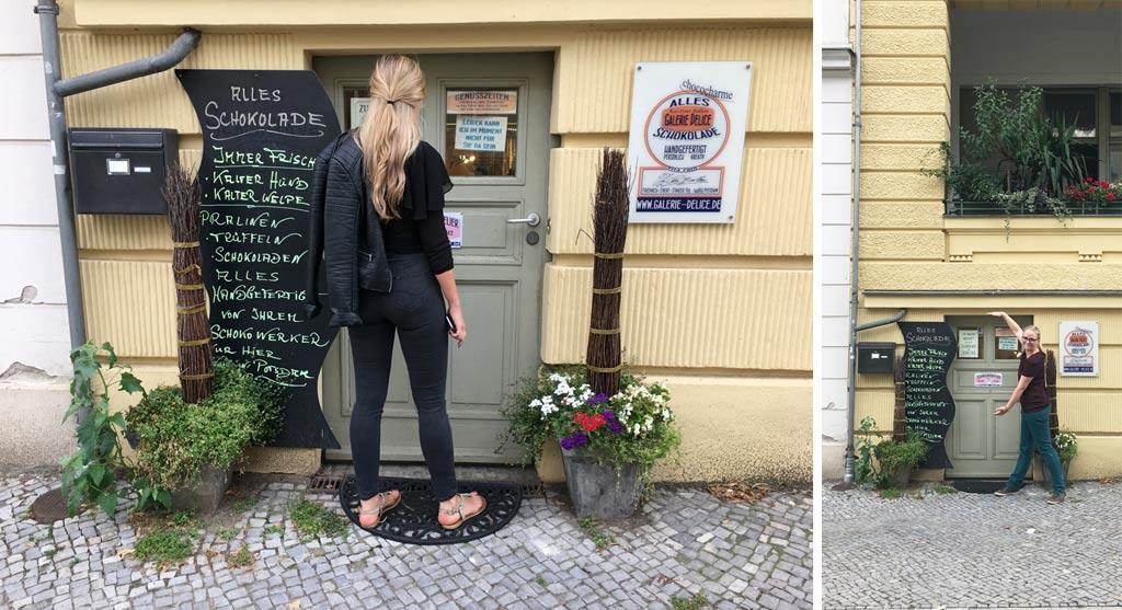 Frau Haus klein Potsdam
