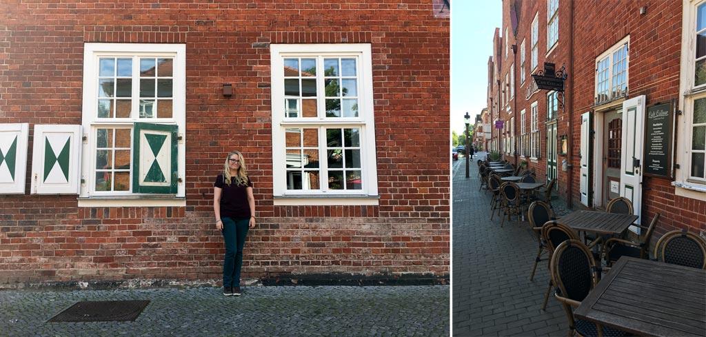 Frau Haus Potsdam Holländisches Viertel