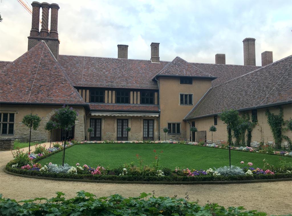Haus Potsdam Cecilienhof