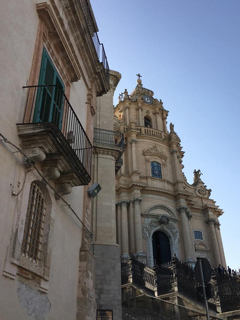 Kirche Ragusa