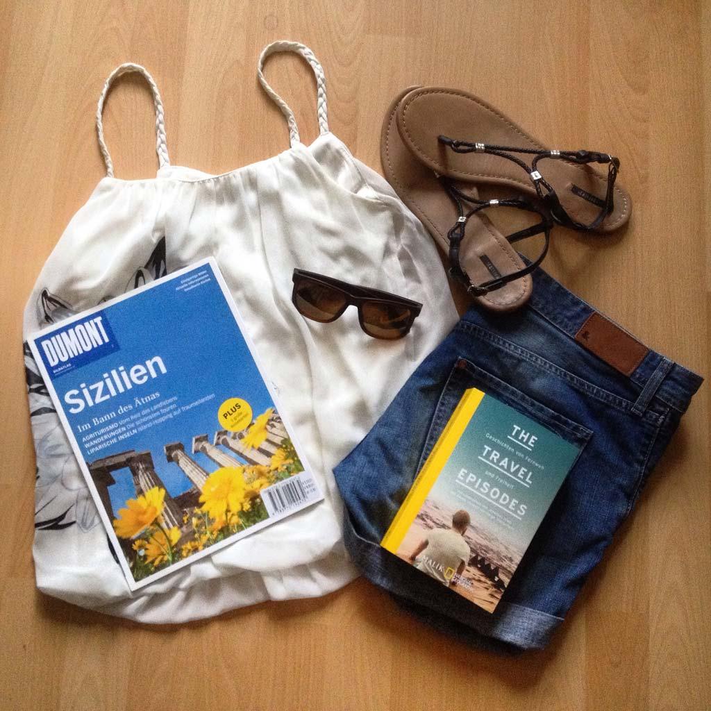Kleidung Urlaub Sizilien