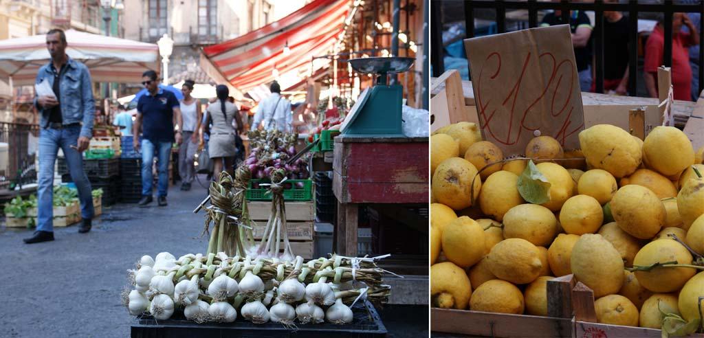 Pescheria Fischmarkt Catania Top 10 Sehenswürdigkeiten