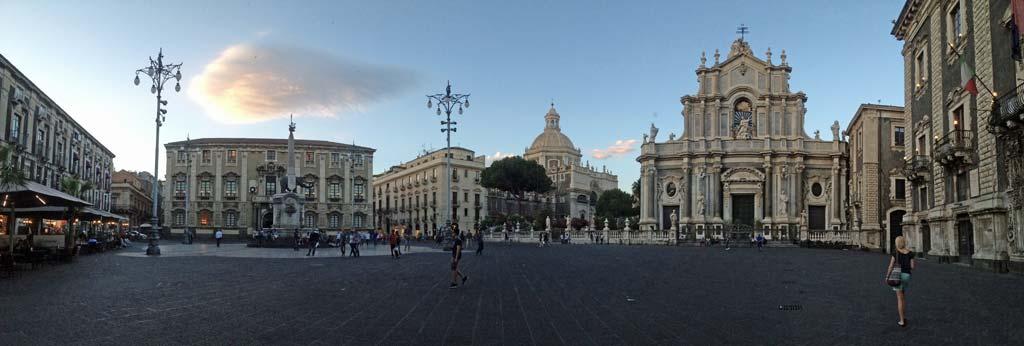 Piazza del Duomo Catania Top 10 Sehenswürdigkeiten