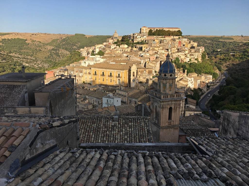 Ragusa von oben