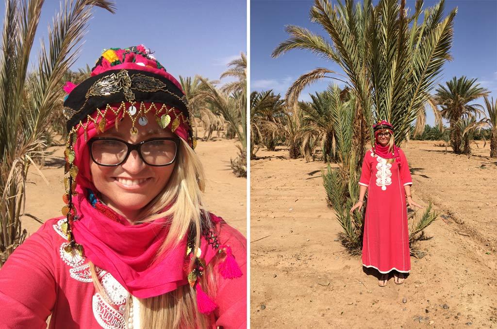 Marokko Hochzeit Frau