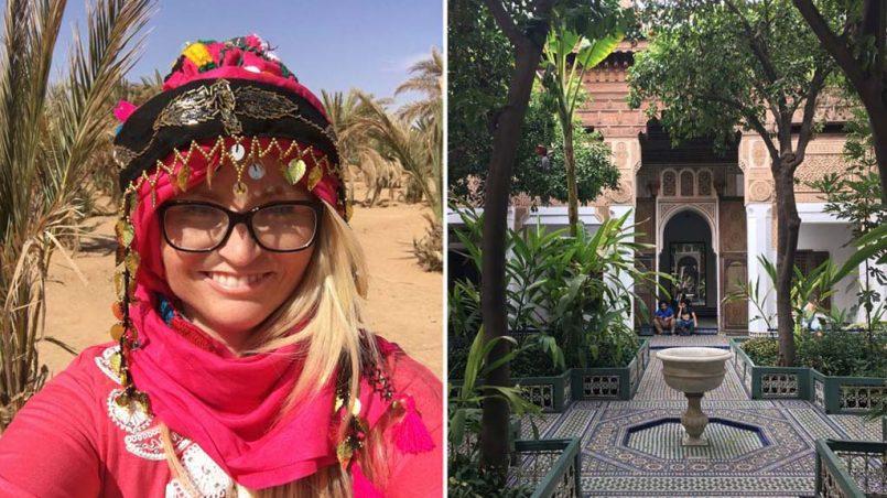 Marokko Roadtrip Marrakesch