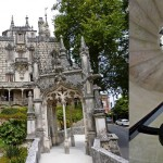 Palace Quinta da Regaleira in Sintra_03 - Collage