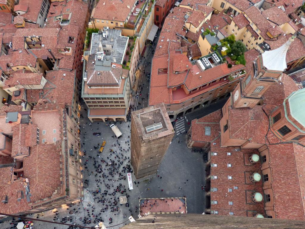 Le Due Torri in Bologna
