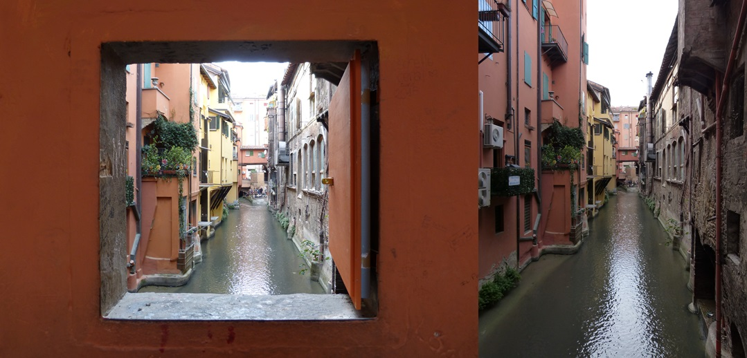 Little Venice in Bologna