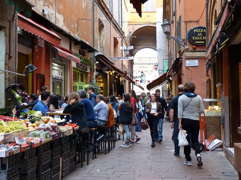 Mercado in Bologna