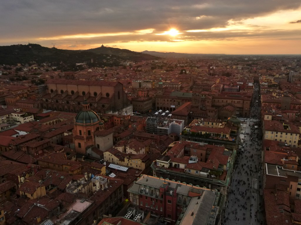 View over Bologna_01