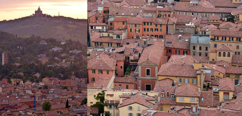 View over Bologna_02