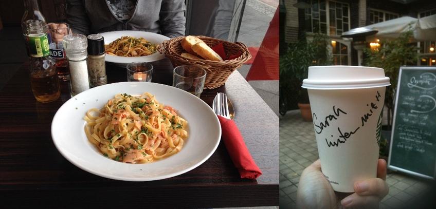 food-pasta-starbucks-coffee-in-berlin