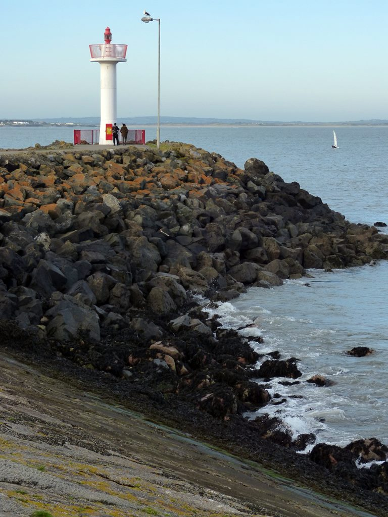 Day trip from Dublin to Howth in Ireland