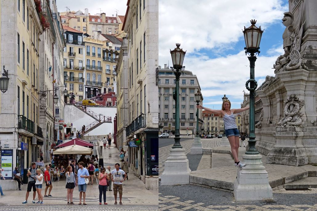 moments of travel in Lisbon, Portugal (1)