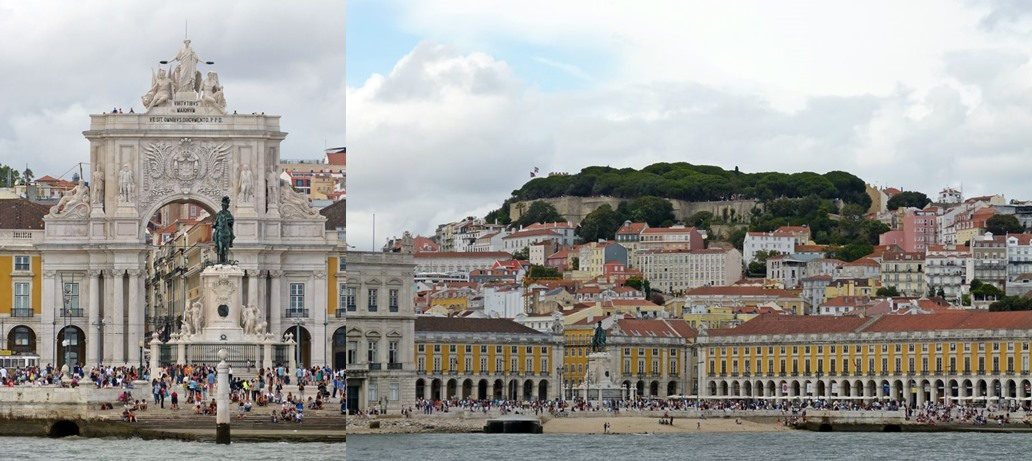 moments of travel on yellow boat tour in Lisbon, Portugal (10)