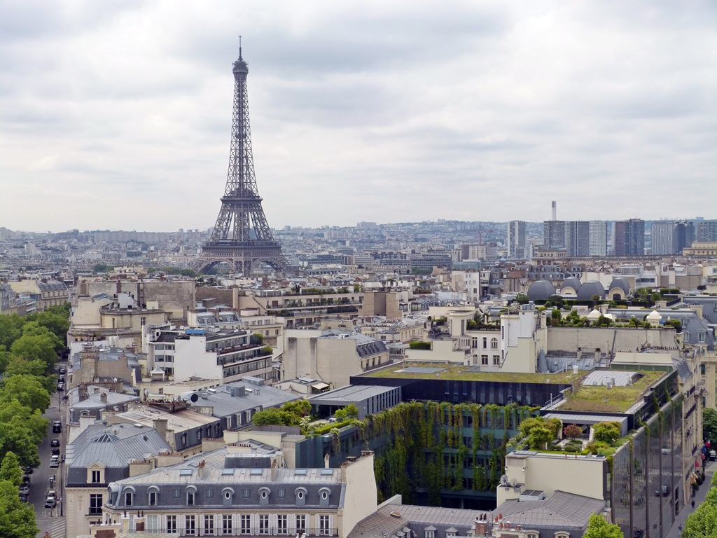 To see the most of Paris in 2 days