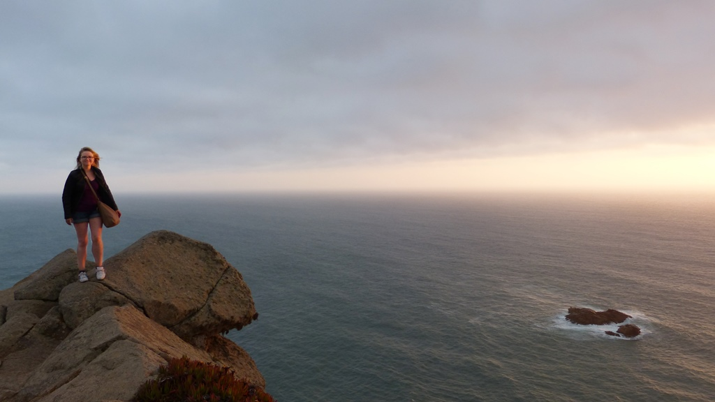 momentsoftravel.com at Cabo da Roca in Portugal