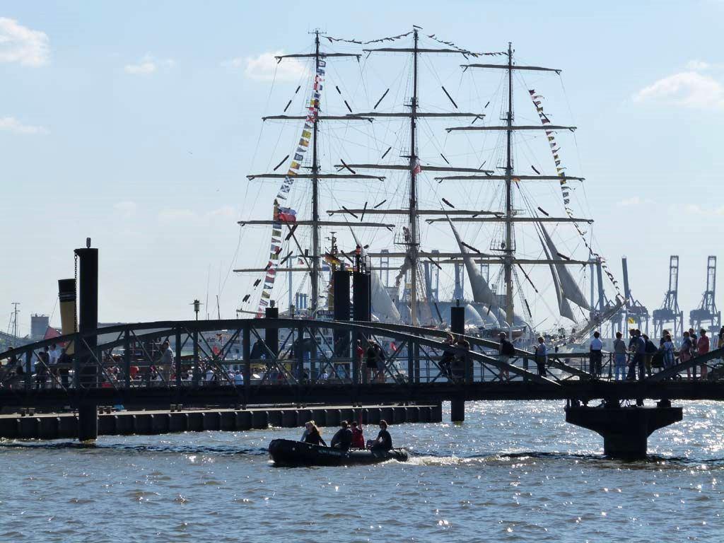 Hafengeburtstag in Hamburg