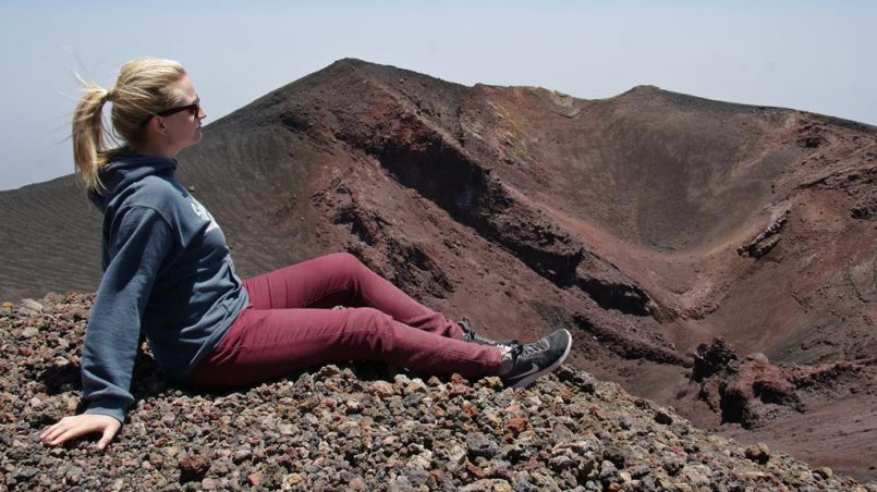 sitting-on-mount-etna-in-sicily-the-versatile-blogger-award-Moments of Travel