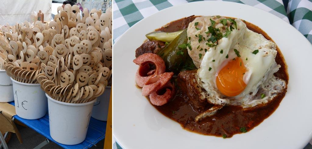 Wien Tipps: Wochenmarkt shopen