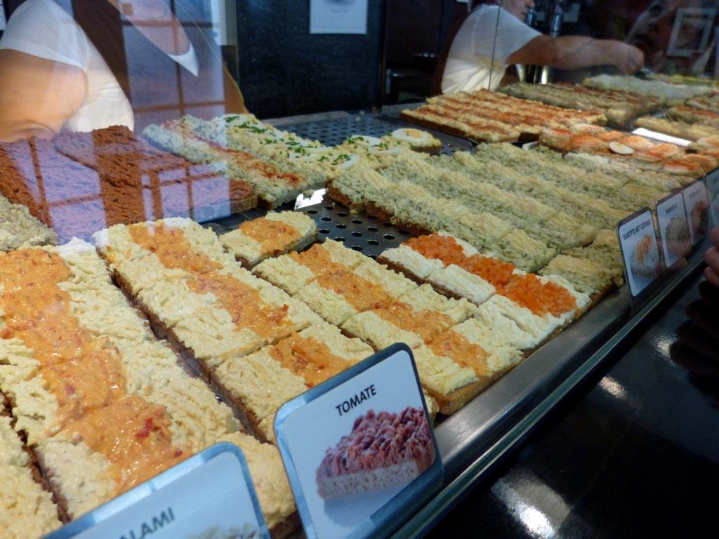 Wien Reisetipps Sandwiches Trzesniewski