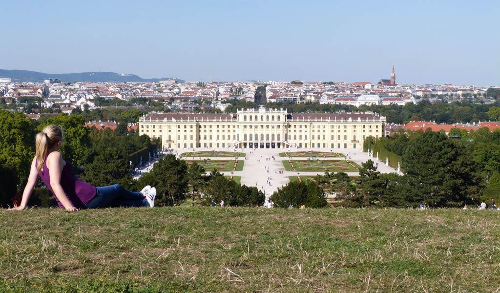 Wien Reisetipps Schloss Schönbrunn