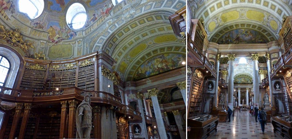 Wien Reisetipps Staatsbibliothek