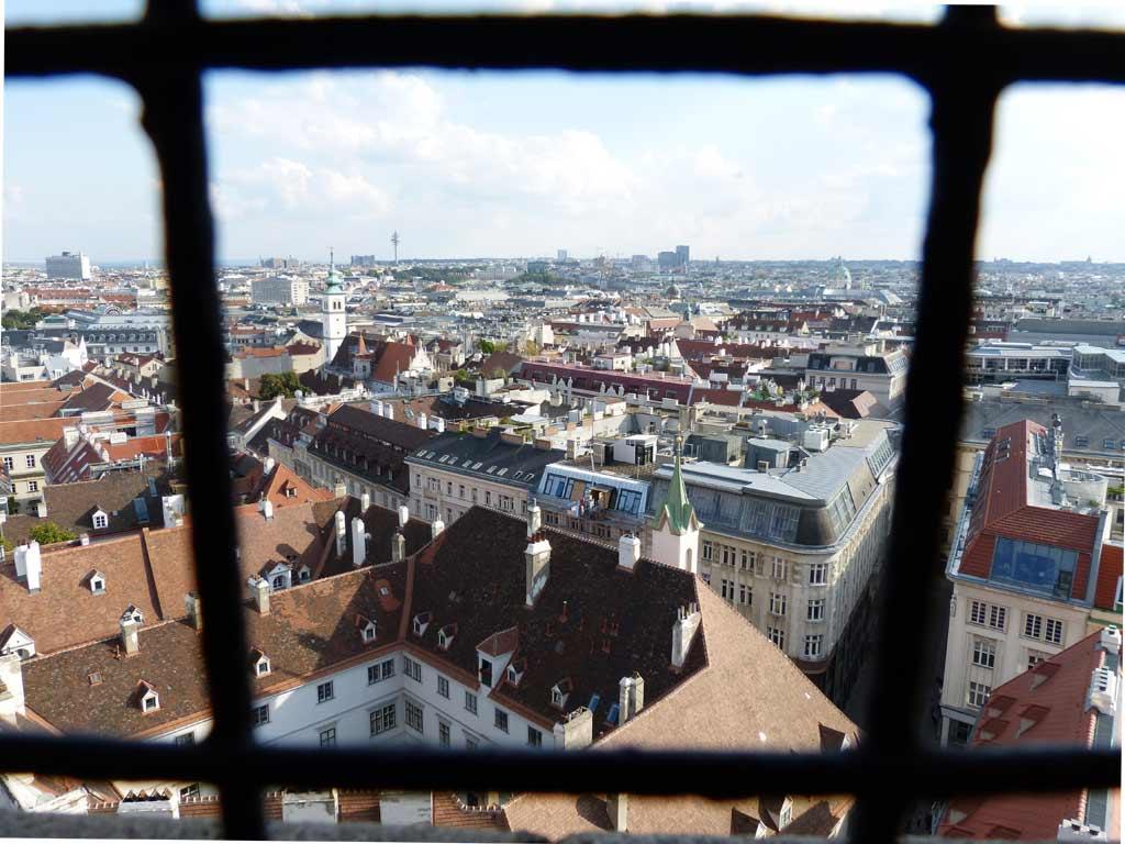 Wien Reisetipps Stephansdom Ausblick