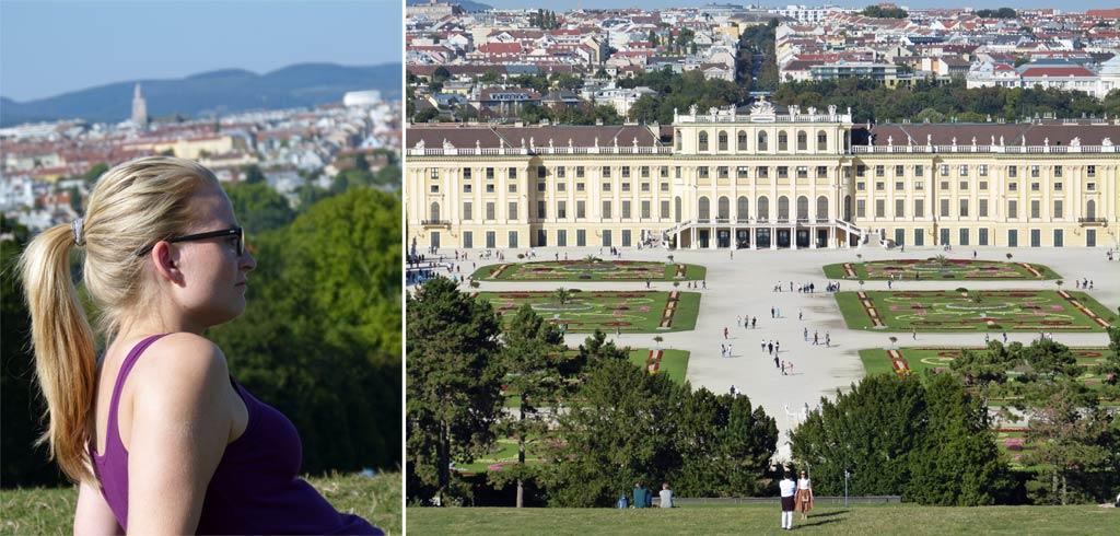 Wien Sehenswürdigkeiten Schloss Schönbrunn