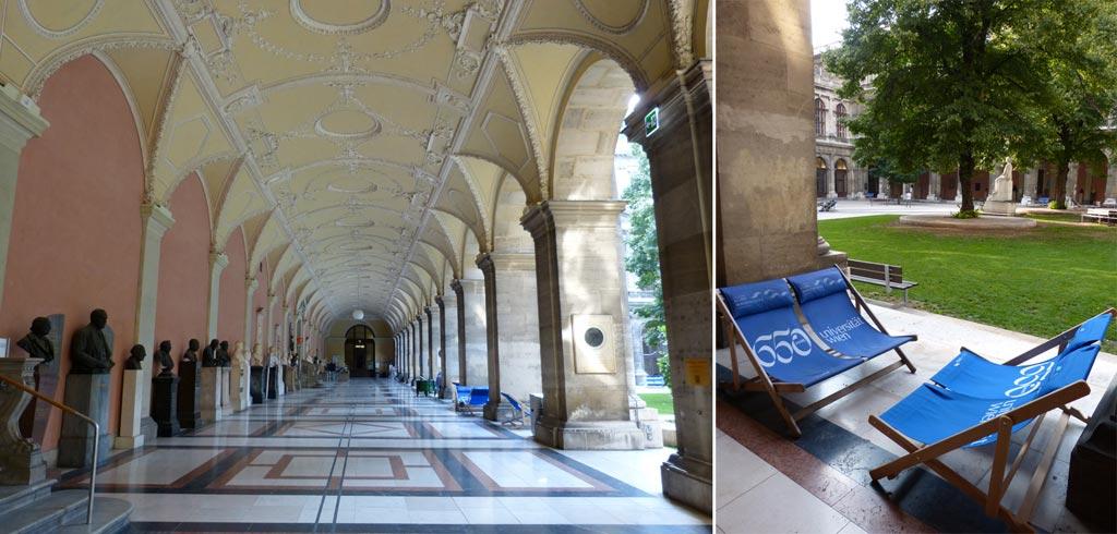 Wien Sehenswürdigkeiten Universität