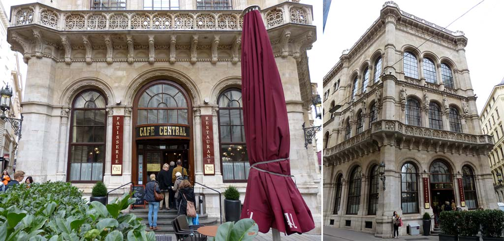 Wien Tipps Cafe Central