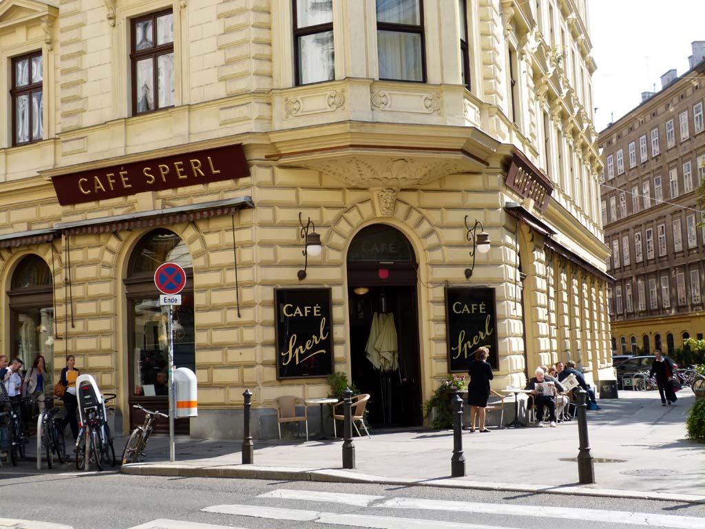 Wien Tipps Kaffeehaus Sperl