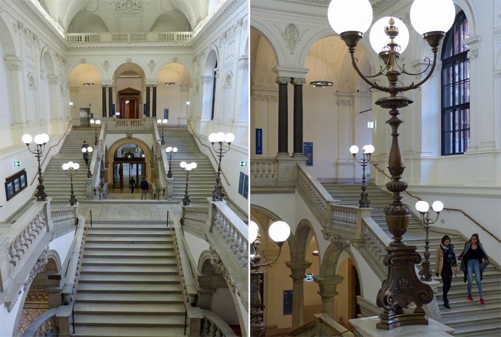 Wien Tipps Universität