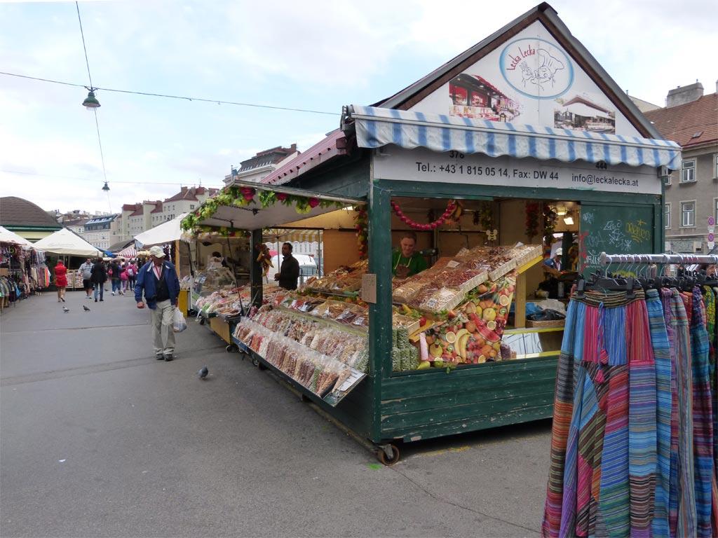 Wien Tipps Wochenmarkt