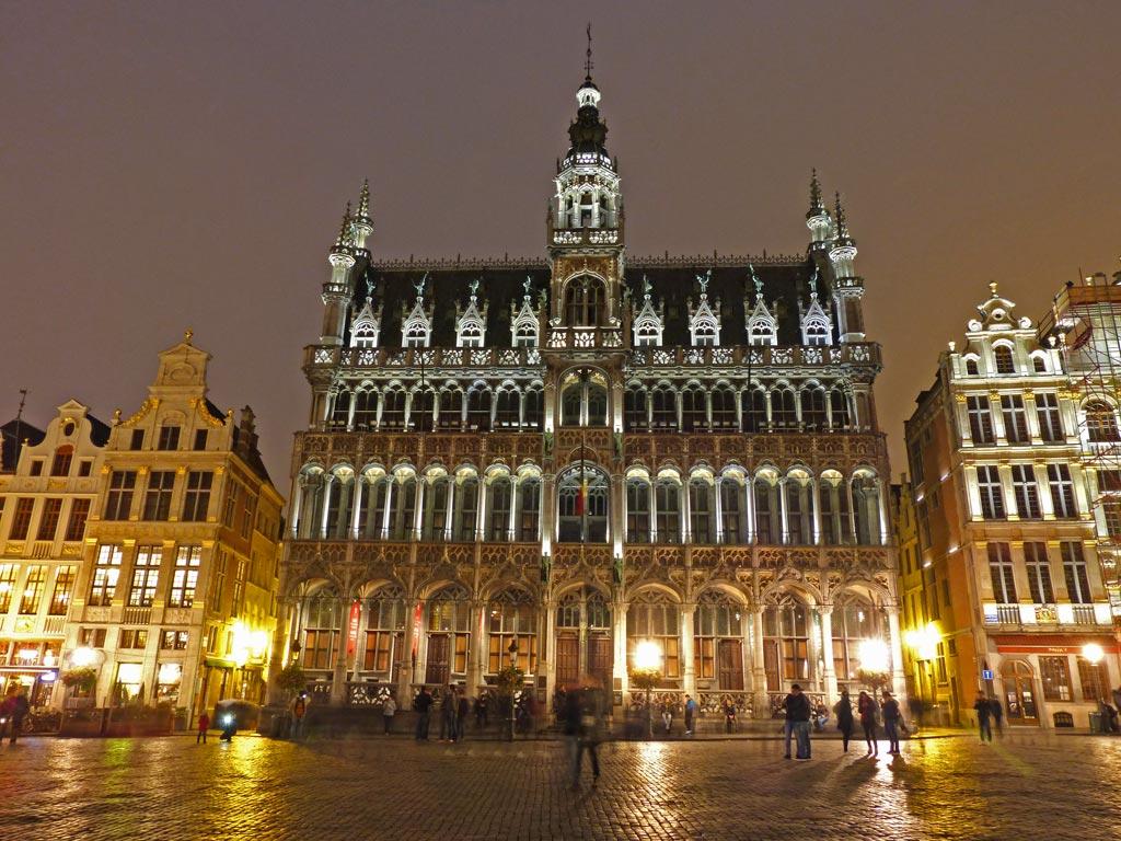 Historisches Museum Brüssel, 48 Stunden Brüssel